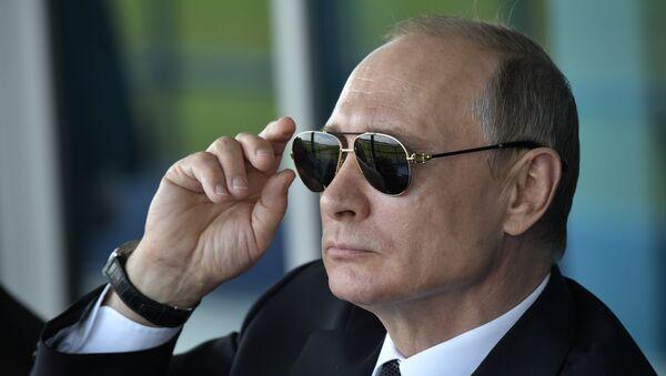 Putins - Sputnik Latvija