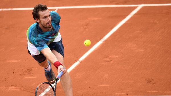 Латвийский теннисист Эрнестс Гулбис - Sputnik Латвия