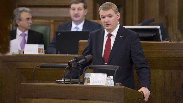 Депутат сейма Эдвардс Смилтенс - Sputnik Латвия
