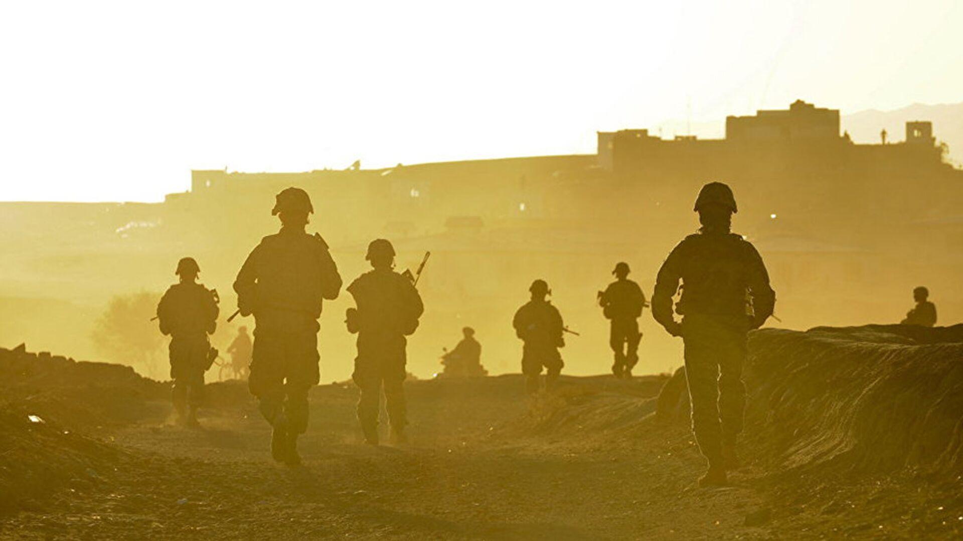 Американские военнослужащие в Афганистане - Sputnik Latvija, 1920, 12.05.2021