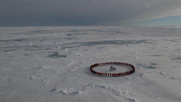 Nacionālā parka Krievijas Arktika ekspedīcija. Foto no arhīva - Sputnik Latvija