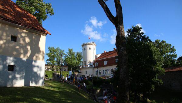 В Цесисском замковом парке - Sputnik Латвия