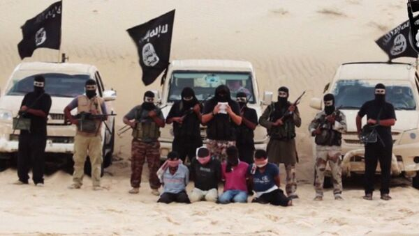 ISIS. Foto no arhīva - Sputnik Latvija