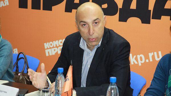 Алексан Мкртчян - Sputnik Латвия