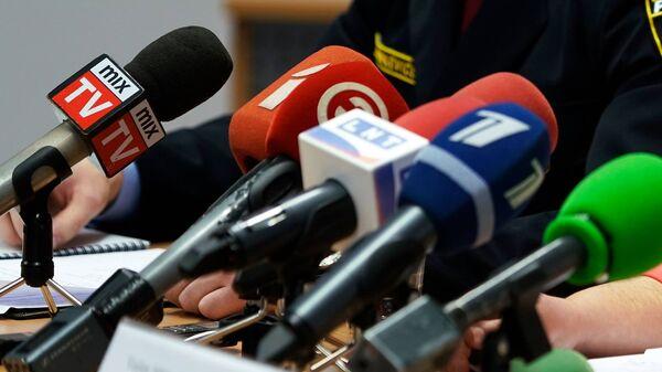 Микрофоны - Sputnik Латвия