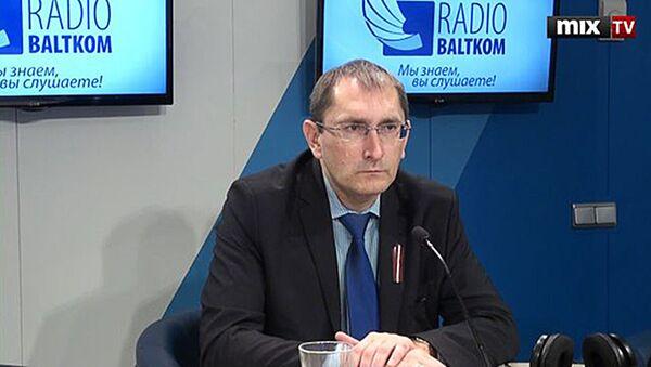 Эксперт транспортной отрасли Талис Линкайтс - Sputnik Латвия
