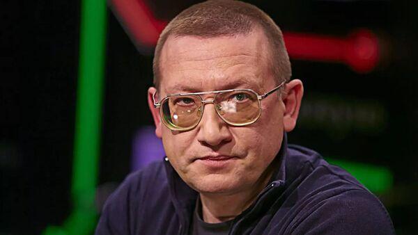 Доктор культурологии, профессор МГУ Владимир Елистратов - Sputnik Латвия