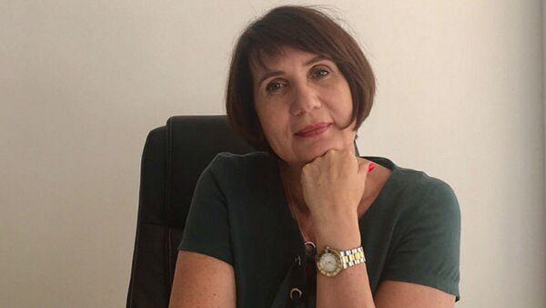 Директор португальского издательства Портуруссо Нина Яковлева - Sputnik Латвия