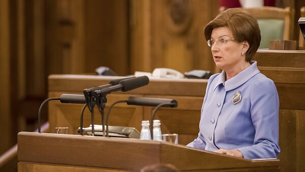 Депутат Сейма Ингуна Судраба - Sputnik Латвия