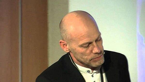 Литовский  журналист и блоггер Артурас Рачас - Sputnik Латвия