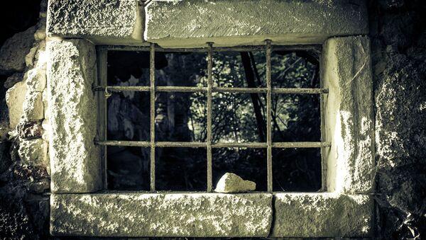 Окно средневековой тюрьмы - Sputnik Латвия