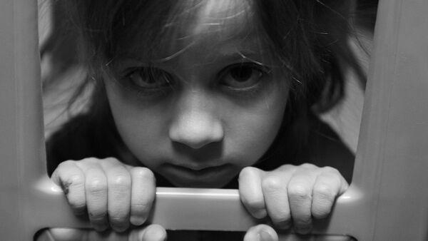 Ребенок, одиночество - Sputnik Латвия