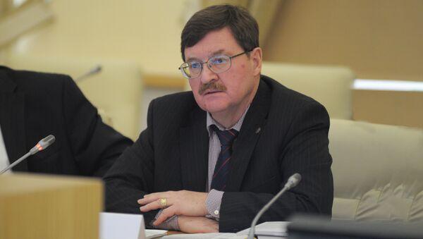 Профессор академии военных наук РФ Владимир Козин - Sputnik Латвия