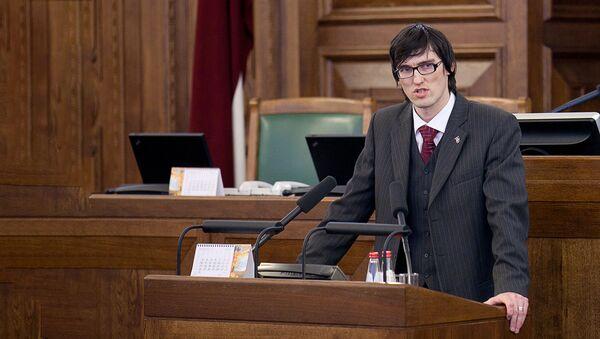 Saeimas deputāts Juris Viļums - Sputnik Latvija