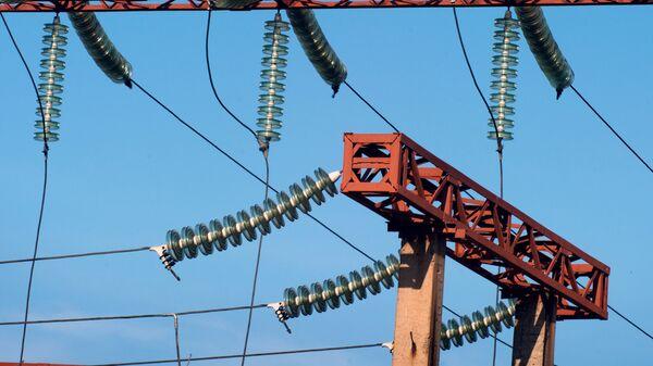 Линии электропередачи - Sputnik Latvija