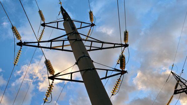 Линии электропередач - Sputnik Латвия