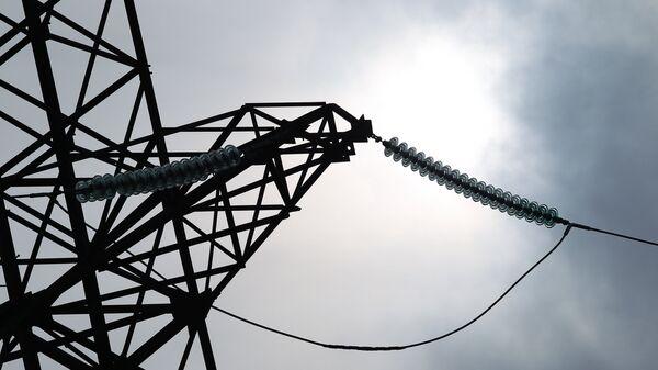 Электрическая подстанция - Sputnik Латвия