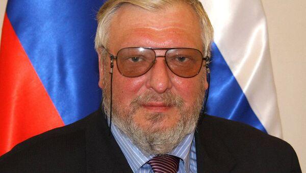 Военный эксперт Борис Подопригора - Sputnik Латвия