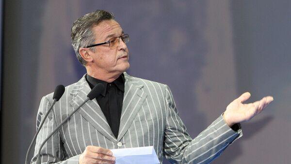 Ивар Калныньш на закрытии кинофестиваля Меридианы Тихого во Владивостоке - Sputnik Латвия
