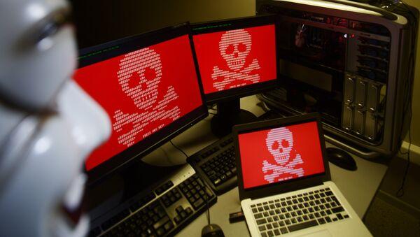 Вирус-вымогатель атаковал IT-системы компаний в разных странах - Sputnik Латвия