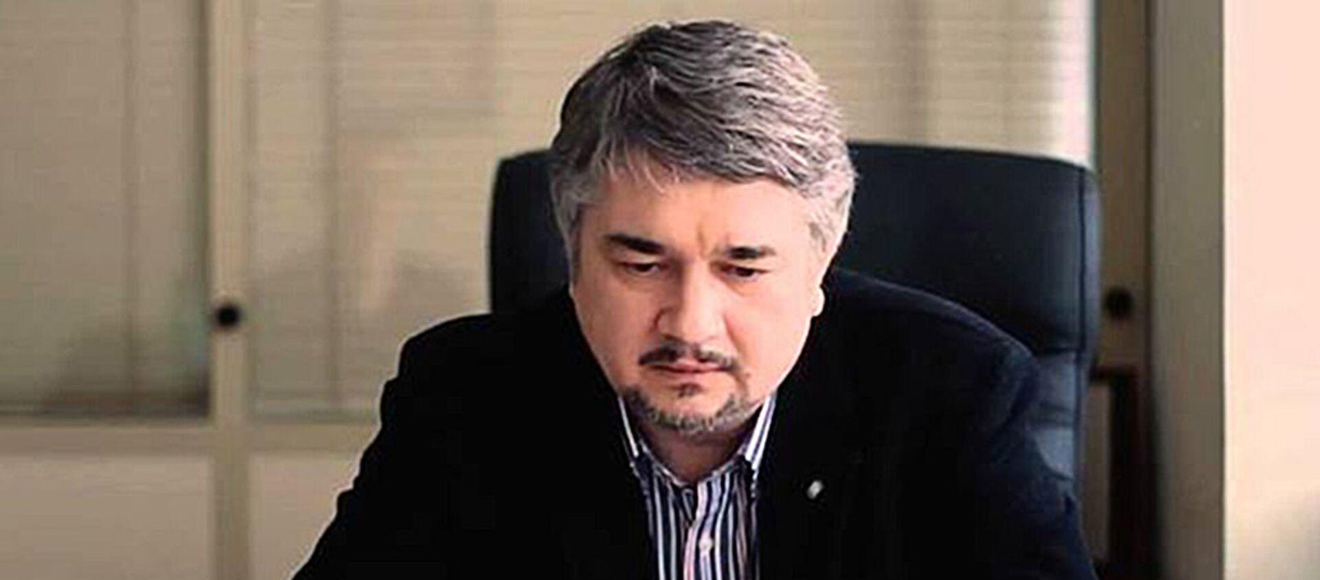 Президент Центра системного анализа и прогнозирования    Ростислав Ищенко - Sputnik Latvija, 1920, 17.04.2021