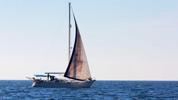 Яхта в океане - Sputnik Латвия