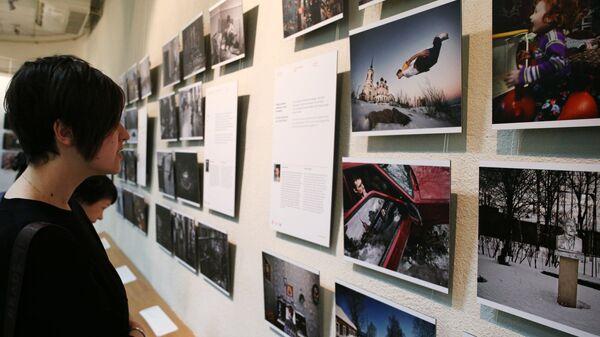 Выставка работ победителей конкурса имени Стенина в Краснодаре - Sputnik Латвия