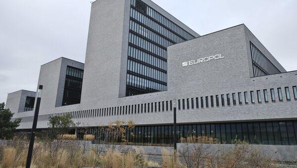 Здание Европола в Гааге, Нидерланды - Sputnik Latvija