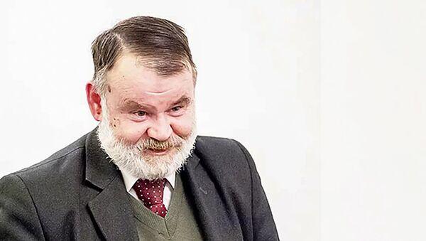 Хлобустов Олег, эксперт Фонда национальной и  международной безопасности, кандидат юридических наук, историк спецслужб - Sputnik Латвия