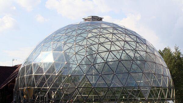 Povilasa kupols un piramīda - Sputnik Latvija