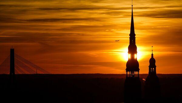 Закат - Sputnik Латвия