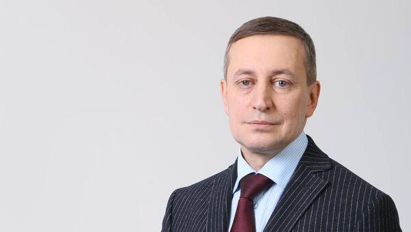 Сергей Хестанов - Sputnik Латвия