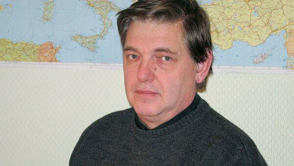 Сергей Петинов - Sputnik Латвия