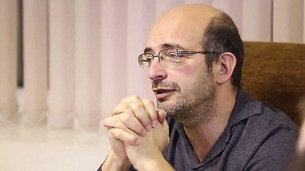 Главный редактор портала Эколайф Александр Самсонов - Sputnik Латвия