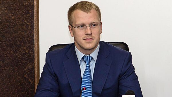 Андрей Элксниньш - мэр Даугавпилса - Sputnik Латвия