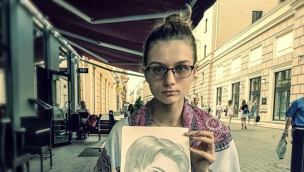 Виктория и портреты ее авторства - Sputnik Латвия