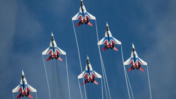 Международный военно-технический форум Армия-2016. День пятый - Sputnik Latvija