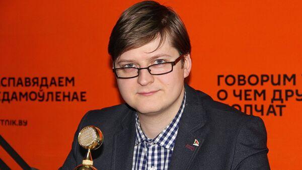 Политолог Петр Петровский - Sputnik Латвия
