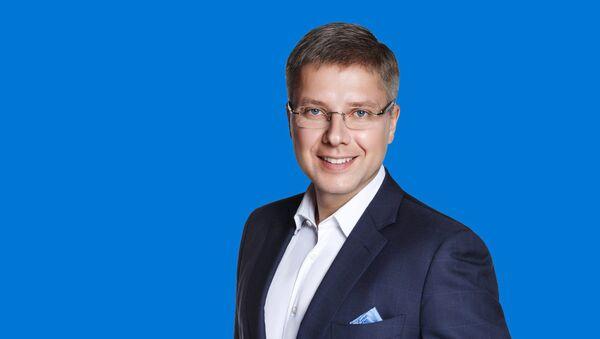 Rīgas mērs Nils Ušakovs - Sputnik Latvija
