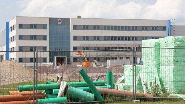 ASV BS ķimikāliju noliktava Vācijā - Sputnik Latvija