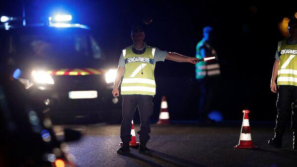 Francijas policija. Foto no arhīva - Sputnik Latvija
