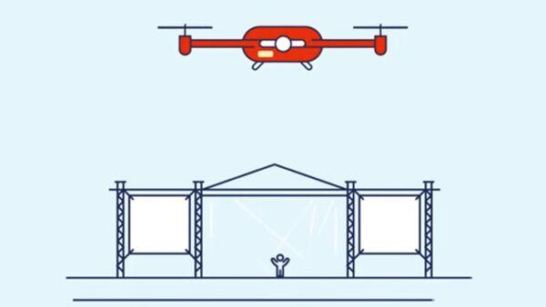 Правила управления дроном - Sputnik Латвия