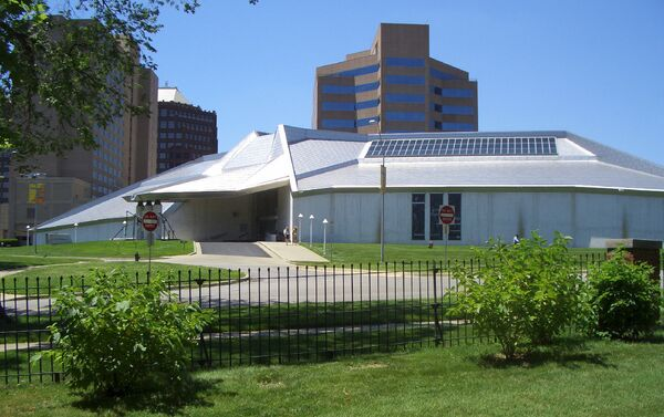 Музей современного искусства Кемпер, Канзас-Сити, штат Миссури, США - Sputnik Латвия