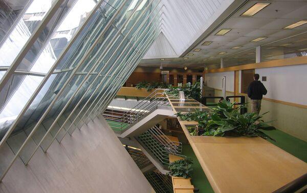 Пристройка к юридическому университету штата Мичиган - Sputnik Латвия