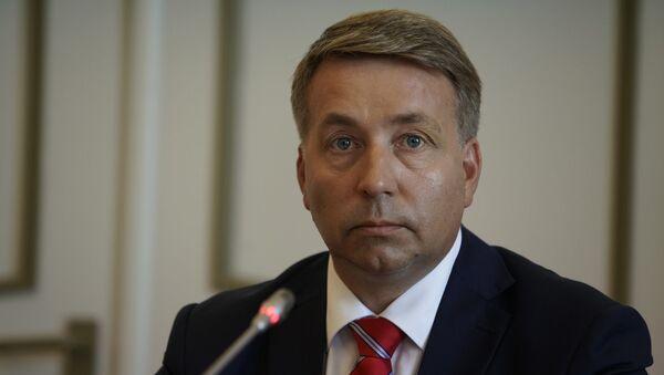 Latvijas satiksmes ministrs Uldis Augulis - Sputnik Latvija