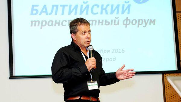 Политолог и журналист Андрей Татарчук - Sputnik Латвия