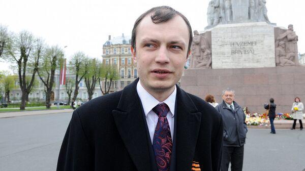 Янис Кузинс - Sputnik Латвия