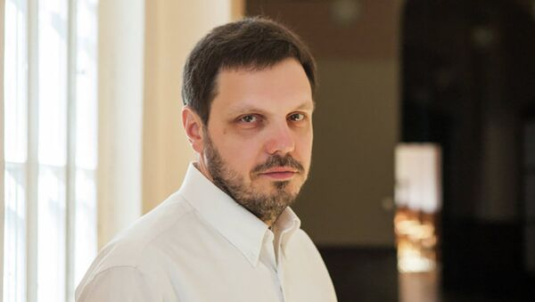 Политолог Ягнис Икстенс - Sputnik Латвия