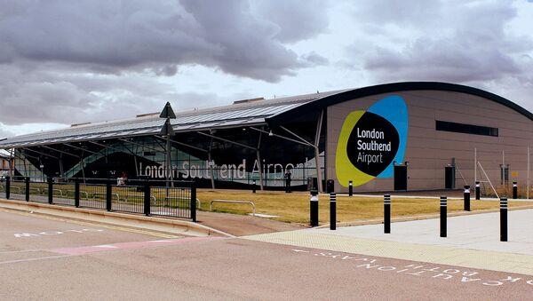 Лондонский аэропорт Саутенд - Sputnik Латвия