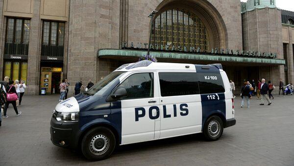 Somijas policija - Sputnik Latvija